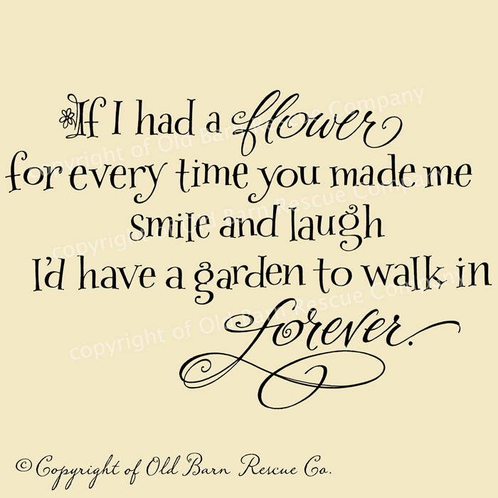 I Have Every Reason To Smile Quotes: Flower Quotes
