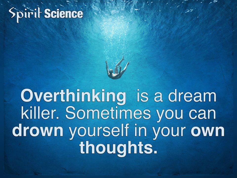 Over thinking lyrics