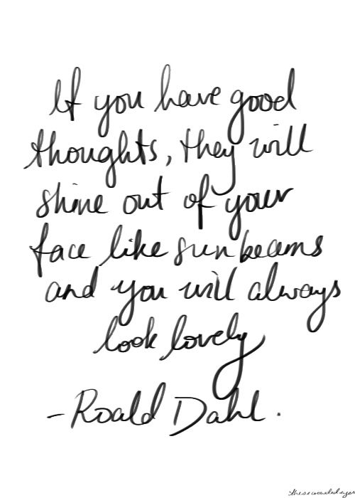 Image result for roald dahl shine